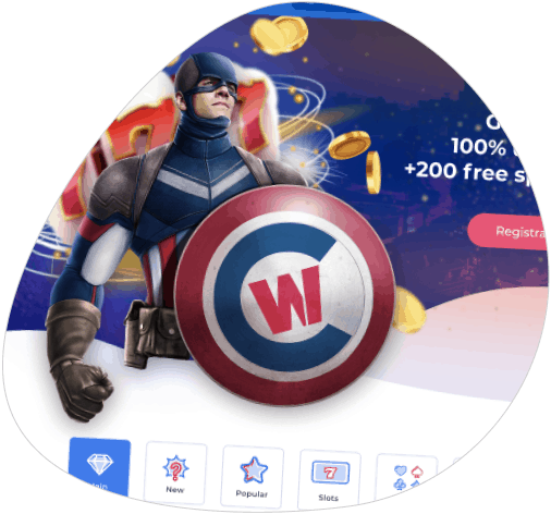 CapitanWin iGaming platform | Developed by WinSoft.io - Software Development, Design & Consulting, Mobile Development